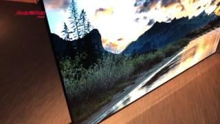 Sony presenta A1, il suo primo TV OLED con schermo sonoro - CES 2017