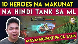 10 Heroes na Biglang Lumakas sa Mobile Legends - Leloclip