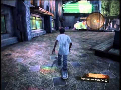 EA Skate 2: Walkthrough - SBM - High And Dry
