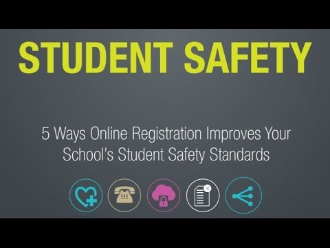 5 Ways to Improve Child Safety Standards Through Online Student Enrollment and Registration