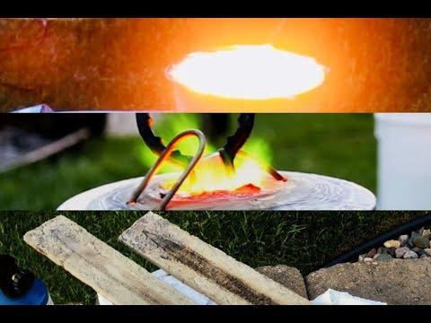 Sword Casting Technique