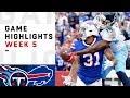 Titans Vs Bills Week 5 Highlights NFL 2018 mp3