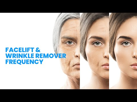 Facelift and Wrinkle Remover Frequency | Skin Care Rejuvenation | Facial  Toning  Binaural Beats