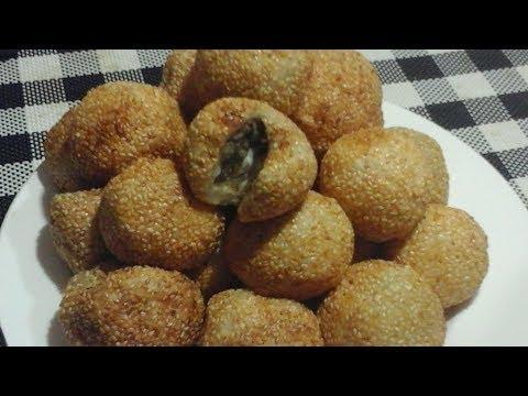Butchi  Monggo or Mung beans Butchi