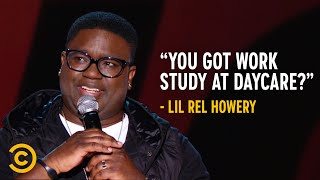 Why Some People Shouldn't Have Kids - Lil Rel Howery