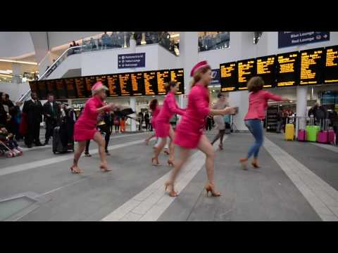 Vamos Cuba! at Birmingham New Street Station