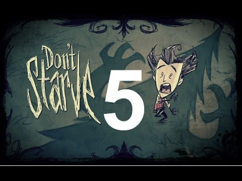 Don't Starve (5): The Gift of the Pig King
