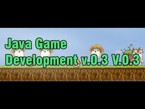 Java game development : 2D MMORPG v.0.3