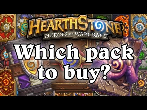 Hearthstone: Best Pack To Buy