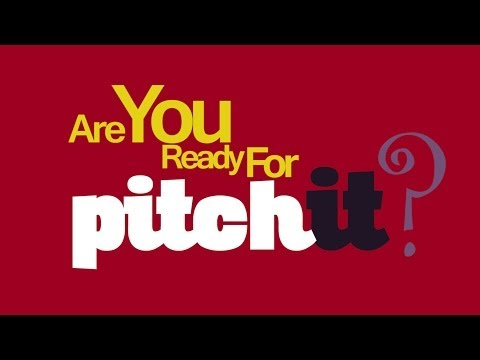 Pitch It   Startup Competition