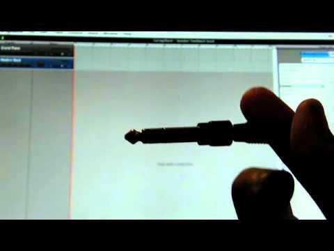 Mac speaker feedback issue in garageband