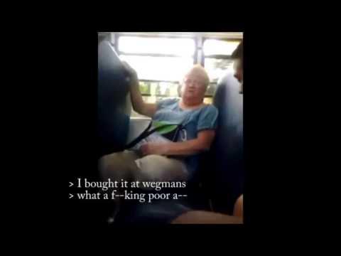 Karen Klein school bus bullying [shortened]