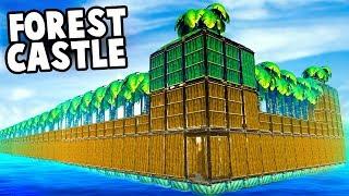 Raft the ENDING!? Secret Radio Tower - What is UTOPIA