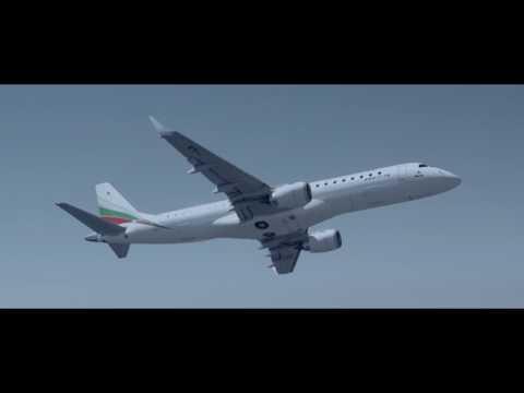 Fly Good. Feel Good. Bulgaria Air - TVC