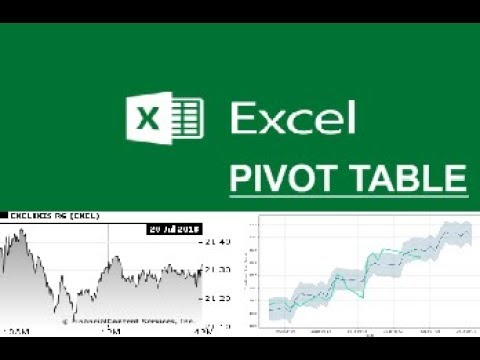MS EXCEL PIVOT TABLE IN HINDI/URDU PART 5