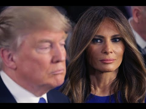 Melania Trump makes first appearance in nearly a month and no one is buying it!