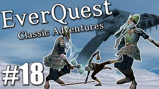 Everquest old school : Part 1 - The Journey Begins - High