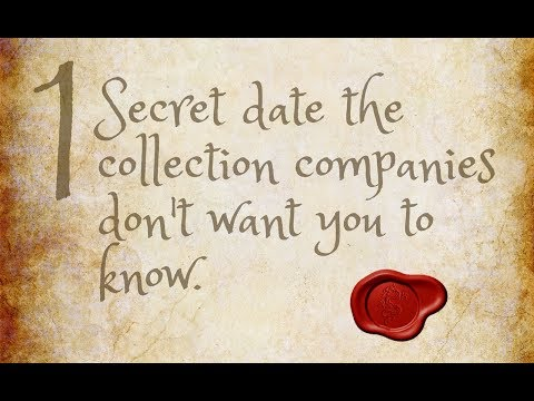What is the Most Important Date on a Collection Account?