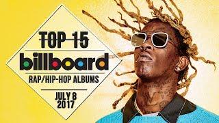 Top 15 • US Rap/Hip-Hop Albums • July 8, 2017 | Billboard-Charts