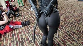 Sexy Hot Catwoman is Sexy Hot 2013 - Dragon Con
