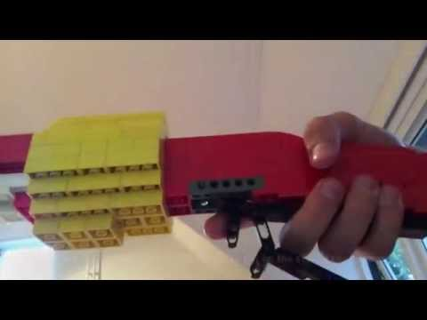 Lego TF2 scattergun