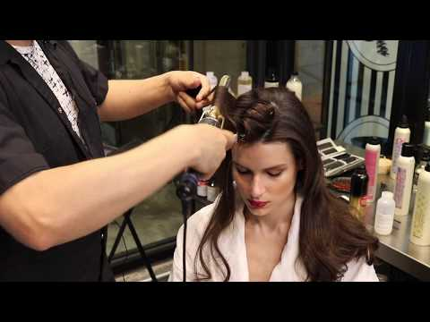 Bridal How-To: Finger Waves