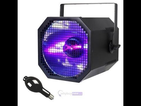 American DJ UV Cannon black light