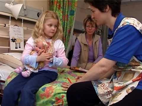 Frimley Park Hospital Children's ward