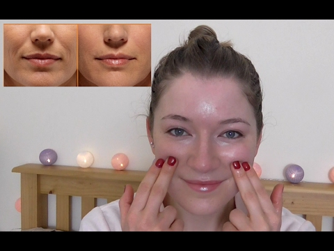 Smile Wrinkles Massage - Do It While You Watch It