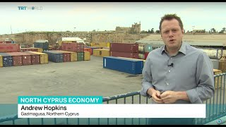 Businesses in Turkish Republic of Northern Cyprus seeking access to EU, Andrew Hopkins reports