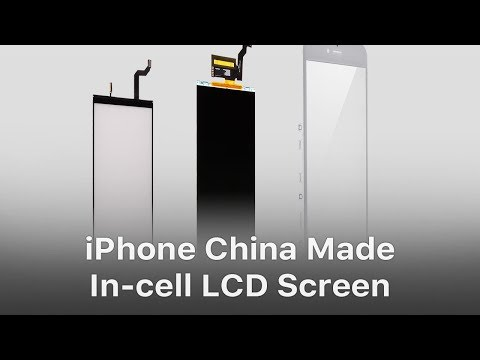 iPhone China Made In-cell LCD Screen-Qualified Alternative