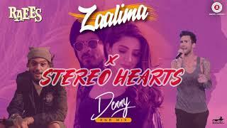 Stereo Hearts x Zaalima (Hindi x English Mashup)