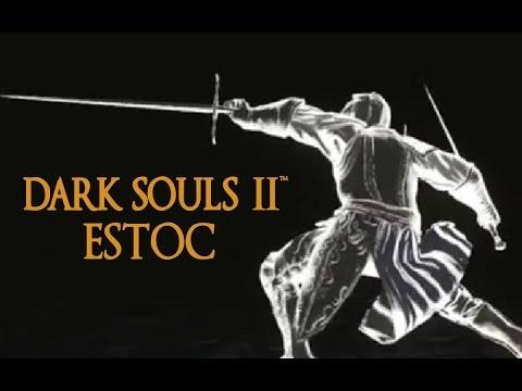 Dark Souls 2 Estoc Tutorial (dual wielding w/ power stance)