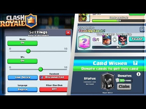 Clash Royale - 14 Things That Need To Be Added in 2018! New Update Wishlist 2018!