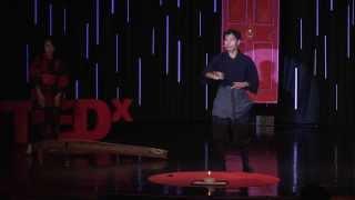 The true spirit of the ninja: Jinichi Kawakami at TEDxBermuda 2013