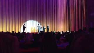 Fast and Furious 6 World Premiere inside the Empire movie theatre - Part 1