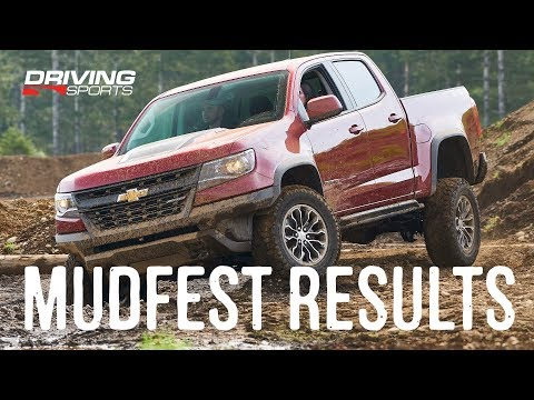 Best Truck, Crossovers and SUVs of the Year 2018 (NWAPA Mudfest Results)