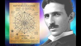 Tesla Long-Lost Drawings Reveal Genius Map For Multiplication