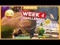 Alle Week 4 Challenges Gratis Tier Fortnite