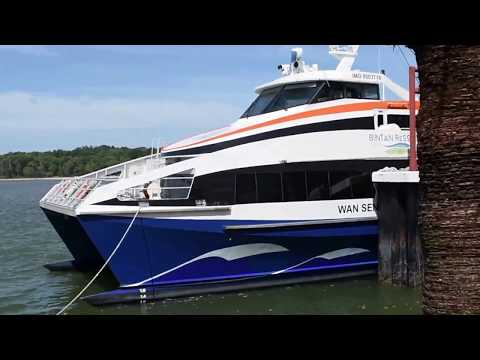 Bintan Resort Ferries - Full Tour (2018)