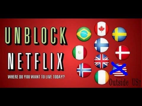 How To Use Netflix From Outside The USA On XBOX