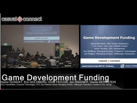 Game Development Funding | GOLDBERG, GUNDAY, TAYLOR, WAGNER, BERNSTEIN