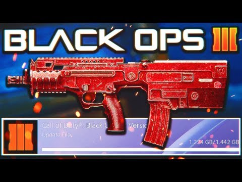 new 1.29 black ops 3 dlc weapon update...