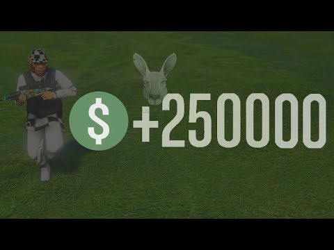 GTA 5 Online - Solo Easy FREE $250,000 DON'T MISS OUT 100% legit (GTA 5 Make Money Fast)