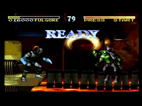Killer Instinct (SNES): Landing an Ultra on Eyedol