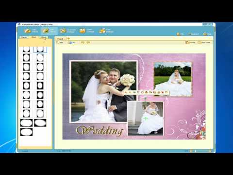 How to Quickly and Easily Make Your Own Photo Collage on the Computer