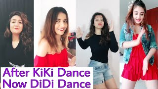 Didi Dance Challenge Tiktok Musically  Mrunal Panchal Aashika Awez Nagma Musically Compilation