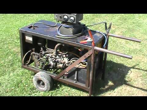 Home made diesel generator