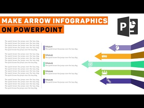 How to Make Arrow Infographics on PowerPoint
