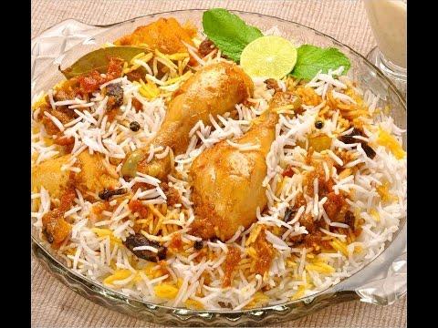 Banned Channel - chicken biryani / Baryani recipe in urdu